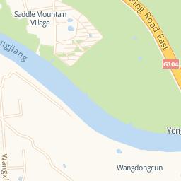ZHEJIANG HUANGYAN XINXIN PLASTIC INDUSTRY COLTD - Huangyan map