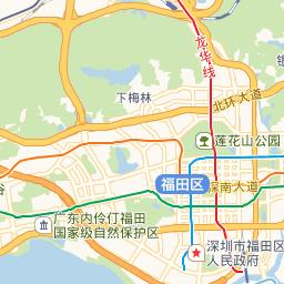 深圳市福田区司法拍卖房锦文阁莲花西地铁(图13)